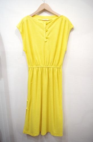 vintage pile dress