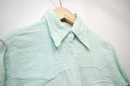 70's india cotton shirts