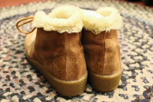 vintaeg boots