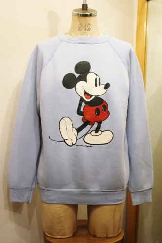 80'S MICKEY MOUSE SWEATSHIRTS (A.BLE)