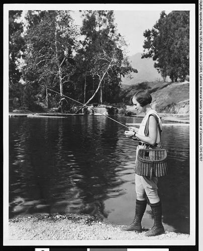 1930's fishing